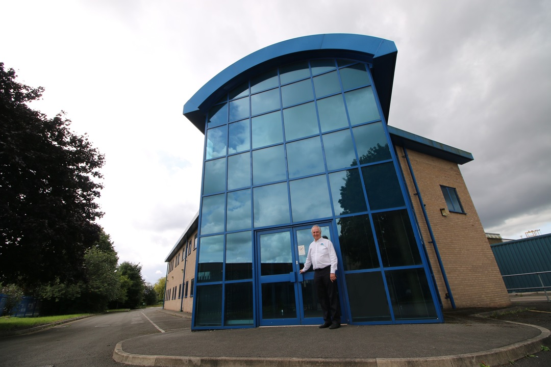 Pentaxia unlocks future growth with purchase of new Derby manufacturing site