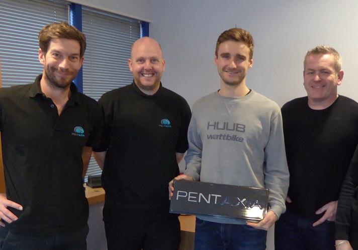 Huub WATT bike test team Pentaxia meeting v2