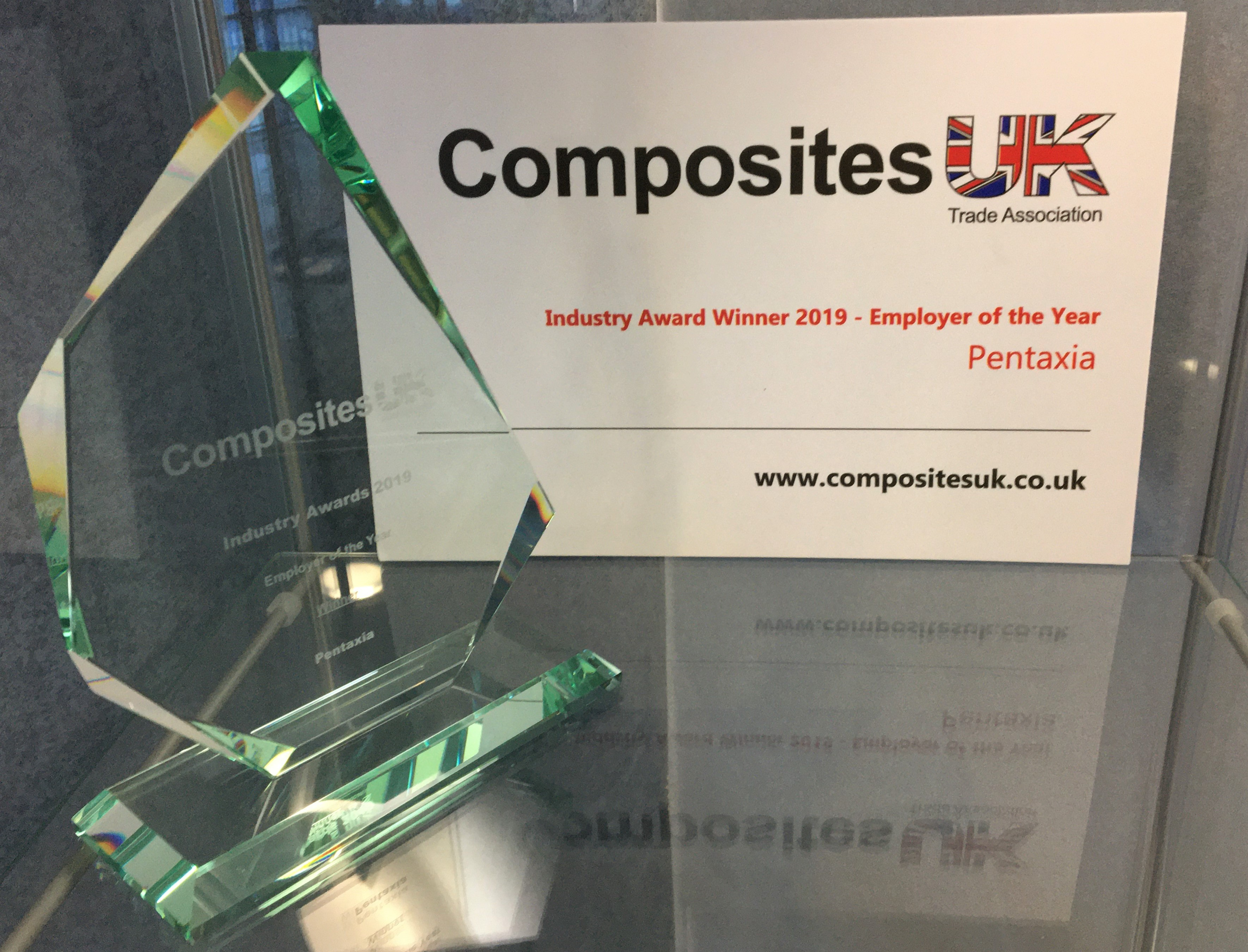 Employer of the Year award (2)