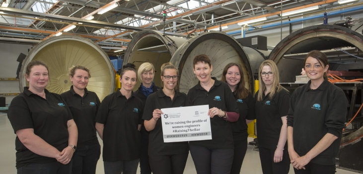 Here Comes the Girls – Celebrating International Women in Engineering Day!