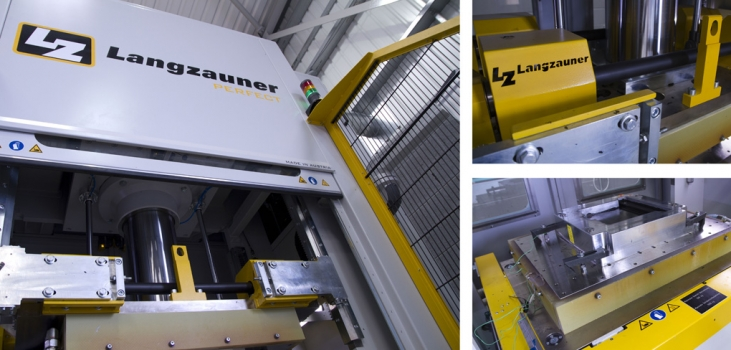 Langzauner Perfect Composite Press